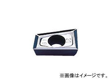 三菱マテリアル/MITSUBISHI P級超硬カッター用ポジチップ 超硬 QOGT1035RG1 HTI10(2490102) 入数:10個