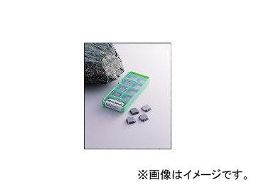 三菱マテリアル/MITSUBISHI フライスチップ COAT XPGT13T3PDERG8 VP15TF(2482282) 入数:10個