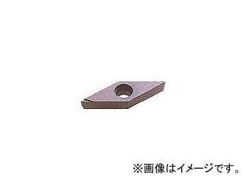 三菱マテリアル/MITSUBISHI P級VPコート旋削チップ COAT VCGT080202RF VP15TF(2474051) 入数:10個