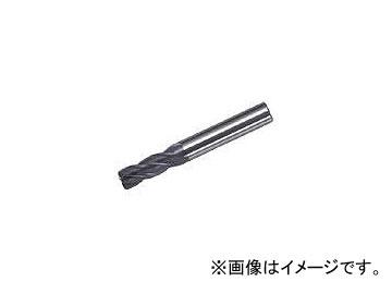 三菱マテリアル/MITSUBISHI ミラクルR付エンドミル 0.3R VC4JRBD0400R0030(1619888)