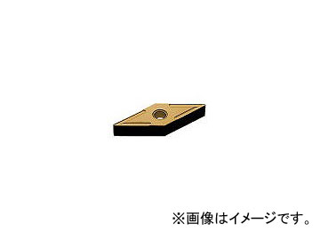 三菱マテリアル/MITSUBISHI M級ダイヤコート COAT VNMG160404 UE6110(6567100) 入数:10個