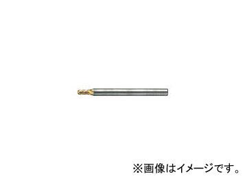 ユニオンツール/UNION TOOL 超硬エンドミル ボール R4×刃長12 HFB40801200(3414523) JAN:4560295058453