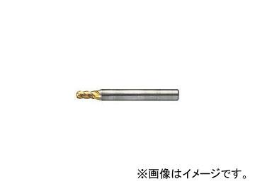 ユニオンツール/UNION TOOL 超硬エンドミル ボール R5×刃長15 HFB41001500S(3381684) JAN:4560295060029
