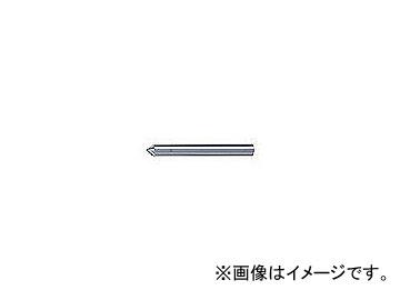 ユニオンツール/UNION TOOL 超硬エンドミル テーパ φ1×刃長4.5×片角45° SV2100(2867087) JAN:4560295031258