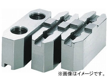 トラスコ中山/TRUSCO 生爪ソール用 標準型 チャック12インチ MSE12(1127870) JAN:4989999330878