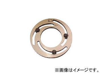 カワシモ チャックメイト「手締」7インチ17mm S717(1032356) JAN:4571127531228