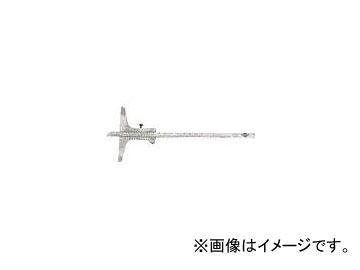 中村製作所/NAKAMURAMFG カールマール型デプスゲージ 200mm SD20P(3857964) JAN:4582126962395