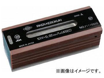 トラスコ中山/TRUSCO 平形精密水準器 A級 寸法150 感度0.02 TFLA1502(2326744) JAN:4989999317169
