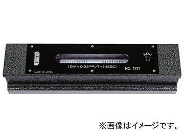 トラスコ中山/TRUSCO 平形精密水準器 B級 寸法150 感度0.05 TFLB1505(2326728) JAN:4989999317121