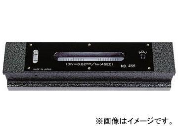 トラスコ中山/TRUSCO 平形精密水準器 B級 寸法200 感度0.02 TFLB2002(2326710) JAN:4989999317091