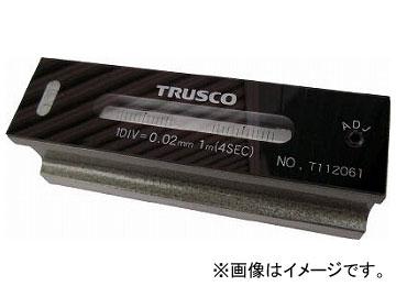 トラスコ中山/TRUSCO 平形精密水準器 B級 寸法250 感度0.02 TFLB2502(2630885) JAN:4989999317107