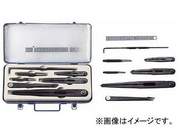 トラスコ中山/TRUSCO 超硬チップ付工具 8本セット TK8(2295695) JAN:4989999320183