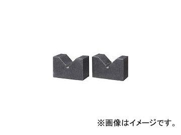 椿本興業/TSUBAKI 石製Vブロック125×70×50 TV12570