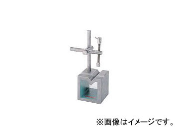 大西測定/OHNISHI V溝付桝型ブロック 124150K(3651096) JAN:4560379750648
