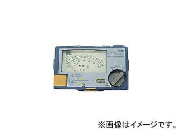 マルチ計測器/MULTIMIC アナログ絶縁抵抗計 MIS1A(3214320) JAN:4571206800115