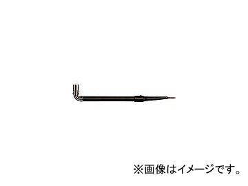 ライン精機/LINE 熱電対プローブ 表面用L型 KF02A(3316076) JAN:4582244540376