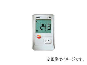 テストー/TESTO ミニ温度データロガUSBインターフェイス付セット TESTO174TS(3689344) JAN:4029547010828