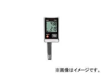 テストー/TESTO 温湿度ロガNTC・静電容量式内蔵2ch TESTO175H1(3985792) JAN:4029547011115