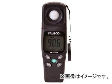 トラスコ中山/TRUSCO デジタル照度計 TLX204(4027108) JAN:4989999149326