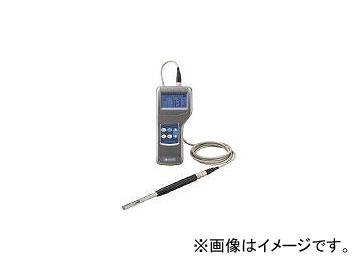 送料無料 日本カノマックス KANOMAX 新品 送料無料 クリモマスター風速計 風速 湿度 風温 セール特価 標準タイププローブ S653100 4243528