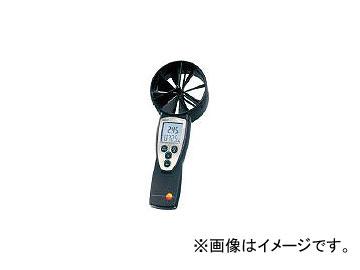 テストー/TESTO φ100mmベーン式風速風量計 TESTO417(4051751) JAN:4029547003769