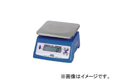 ラウンド  JAN:4979916807422:オートパーツエージェンシー2号店 UDS210W5K(3985750) 防水形デジタル式上皿自動はかり 大和製衡/YAMATO-DIY・工具