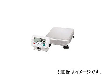 エー・アンド・デイ/A&D 防水型デジタル台はかり 60kg/10g SE60KBM(3651061) JAN:4981046605601