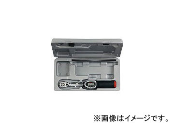 京都機械工具/KTC デジラチェ ヘッド交換式ラチェットヘッドセット 40N・m TGEK040X132(3978494) JAN:4989433945927
