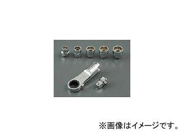 京都機械工具/KTC 交換式用 ラチェットめがねヘッドセット[7点組] TGX13MR147(3745694) JAN:4989433945941