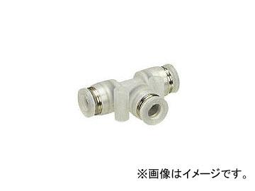 日本ピスコ PISCO チューブフィッティング ユニオンティー 安心の実績 高価 買取 強化中 爆買い送料無料 3782255 PPタイプ PPE6