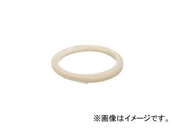 買い取り 送料無料 日本ピスコ PISCO ソフトナイロンチューブ 新作販売 乳白 3781534 NB1075100W 100m 10×7.5