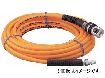 トラスコ中山/TRUSCO スィングカップリング付エアホース 7×10mm 20m TSRC720(3094057) JAN:4989999387360