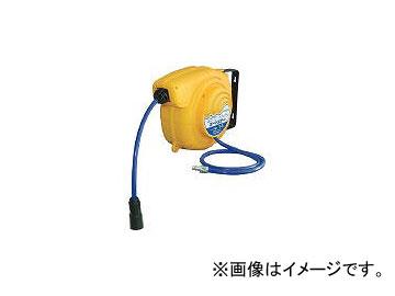 日動工業/NICHIDO 自動巻きエアーリール オートエアー φ6.5×10mm 12m AR1206.5(3112730) JAN:4937305037324