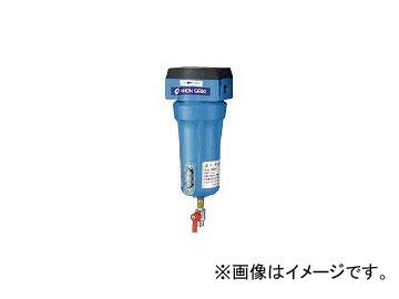 日本精器/NIHONSEIKI 高性能エアフィルタ10A3ミクロン(ドレンコック付) NICN110ADLDV(4121325) JAN:4580117342362