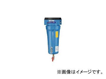 日本精器/NIHONSEIKI 高性能エアフィルタ15A1ミクロン(ドレンコック付) NITN215ADLDV(4121376) JAN:4580117342416