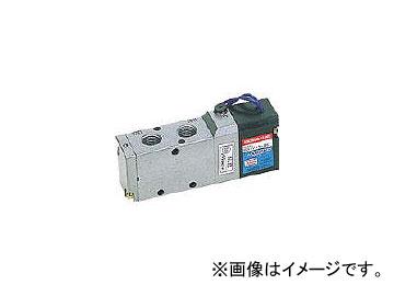 日本精器/NIHONSEIKI 4方向電磁弁8AAC200Vグロメット7Vシリーズシングル BN7V438GE200(1045300) JAN:4580117341525