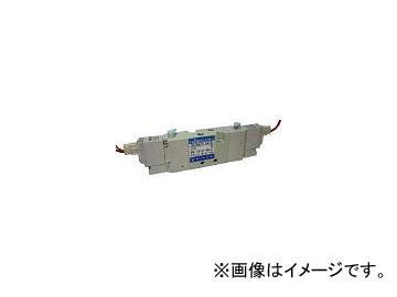 日本精器/NIHONSEIKI 4方向電磁弁M5ダブルAC200V7GT BN7GT47M5CE200(3954447) JAN:4580117342195