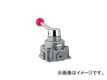 CKD 手動切換弁 HMVC284H(1124781) JAN:4547431002709