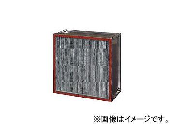 日本無機/NIPPONMUKI 耐熱180度中性能フィルタ 610×610×150 ASTCE2895ES4(4186532)
