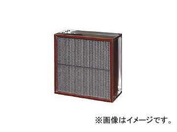 日本無機/NIPPONMUKI 耐熱180度中性能フィルタ 610×610×150 ASTE2890ES4(4186613)