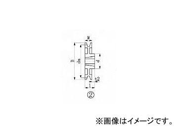 エバオン/EVERON ブッシングプーリー SPA 280mm 溝数1 SPA2801(3805727) JAN:4571314378438