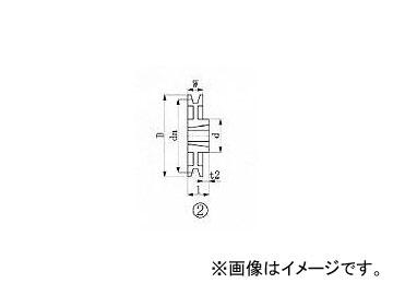 エバオン/EVERON ブッシングプーリー SPB 300mm 溝数1 SPB3001(3806570) JAN:4571314380233