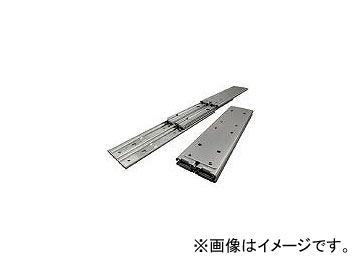 日本アキュライド/ACCURIDE ダブルスライドレール 609.6mm C50124(3272991) JAN:4582278004820