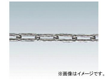 トラスコ中山/TRUSCO ステンレスカットチェーン 4.0mm×15m TSC4015(3524086) JAN:4989999821901