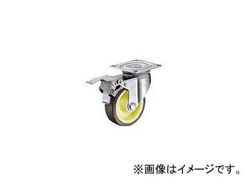 ハンマーキャスター/HAMMER-CASTER S型 オールステンレス 自在SP付ウレタンB車 150mm 315SUB150BAR01(3301052) JAN:4956237051376