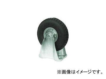 ヨドノ/YODONO ノーパンク発泡ゴムタイヤ固定車付 HALWK300X4(3622037) JAN:4582287310820