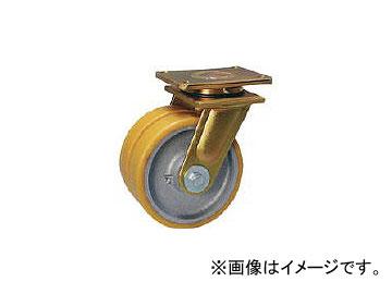 シシクアドクライス/SISIKU 超重荷重用双輪キャスター 自在 200径 LSDGTH200K35