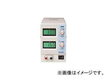 エー・アンド・デイ/A&D 直流安定化電源 30V 1.5A AD8723D(3306771) JAN:4981046417716