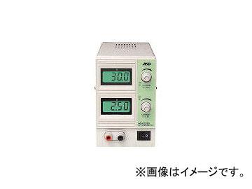 エー・アンド・デイ/A&D 直流安定化電源 30V 2.5A AD8724D(3306780) JAN:4981046417815