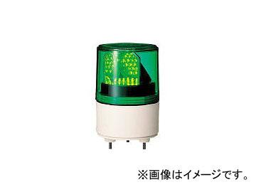 パトライト/PATLITE RLE型 LED超小型回転灯 φ82 RLE100G(3239543) JAN:4938766003972